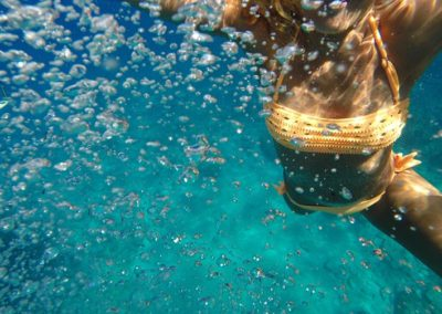 Trident Speedboat Cruises, Underwater Photos