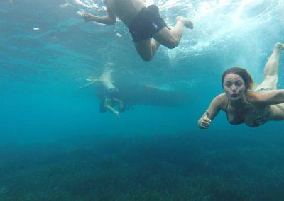 Trident Speedboat Cruises, Underwater Photos - Videos