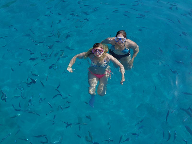 Trident Speedboat  Cruises -Blue Lagoon