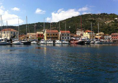 Gaios Port