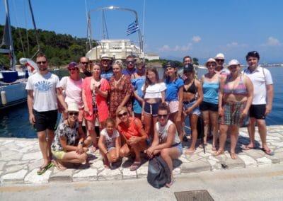 Paxos Cruise 23 6 2017