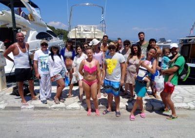 Paxos Cruise 21 7 2017