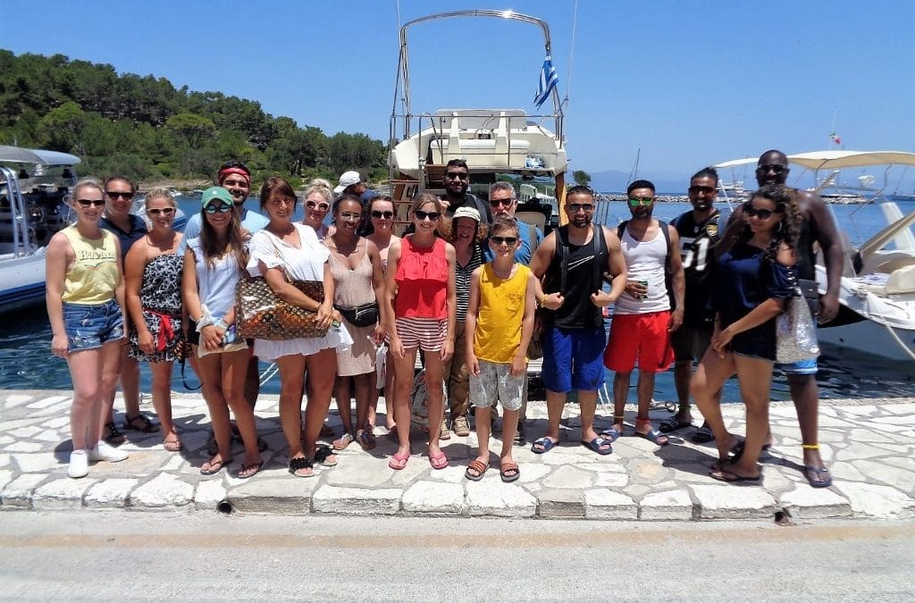 Paxos 1 7 2017 Morning Cruise