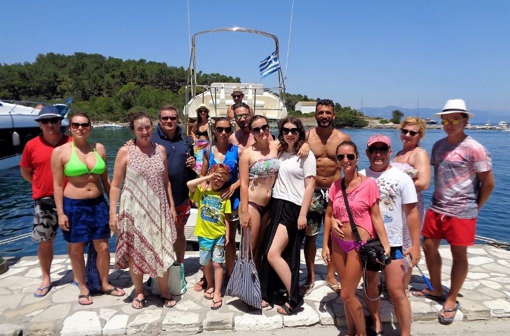 Paxos 11 7 2017 Morning Cruise
