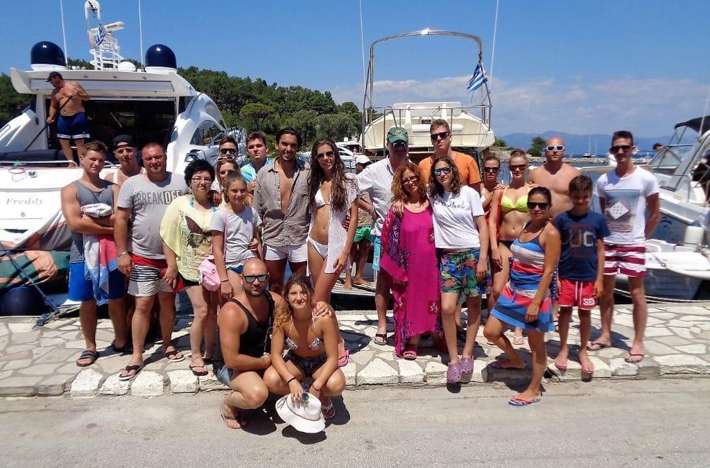Paxos Cruise 18 7 2017