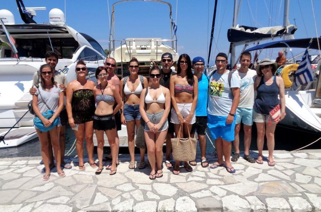 Paxos Cruise 19 7 2017