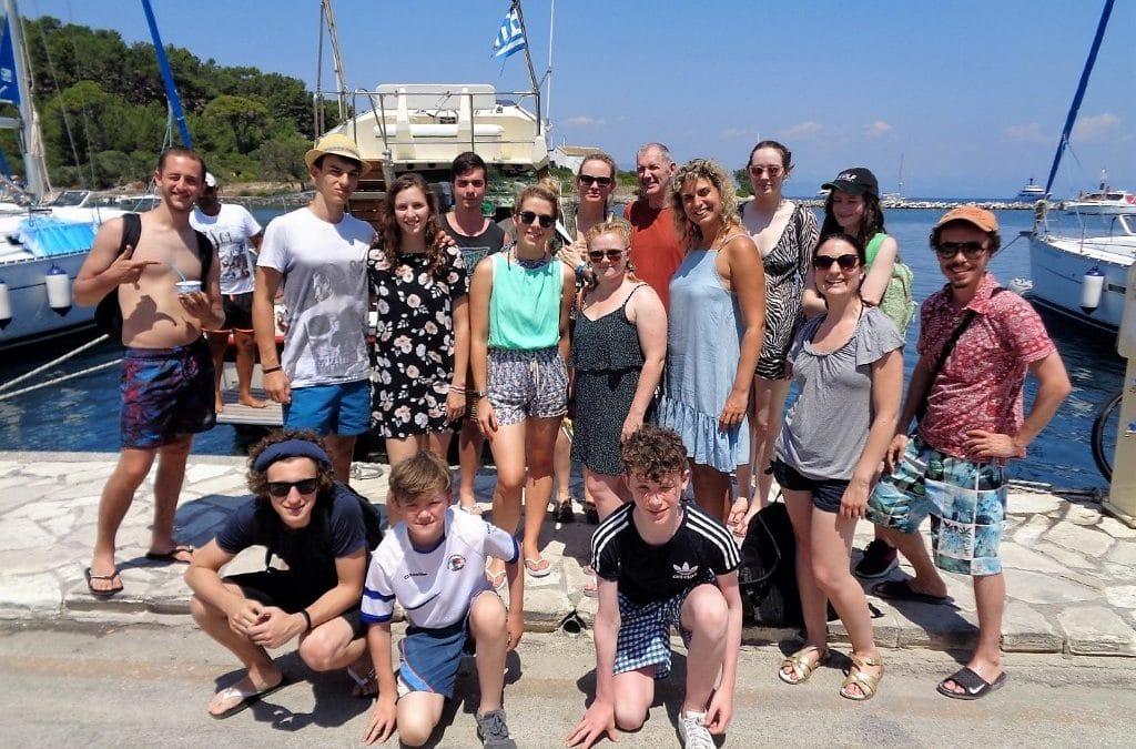 Paxos Cruise 20 7 2017