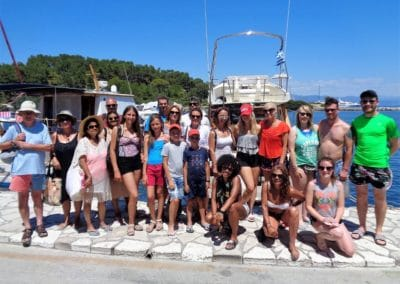 Paxos Morning Cruise 30 7 2017