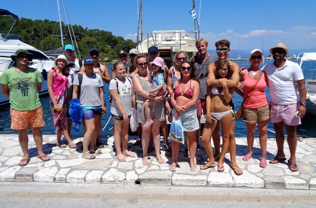 Paxos Cruise 31 7 2017
