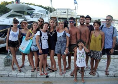 Paxos Afternoon Cruise 30 7 2017
