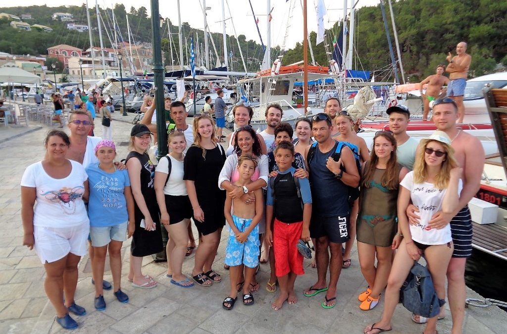 Paxos Afternoon Cruise 10 8 2017