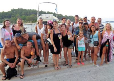 Paxos Afternoon Cruise 19 8 2017