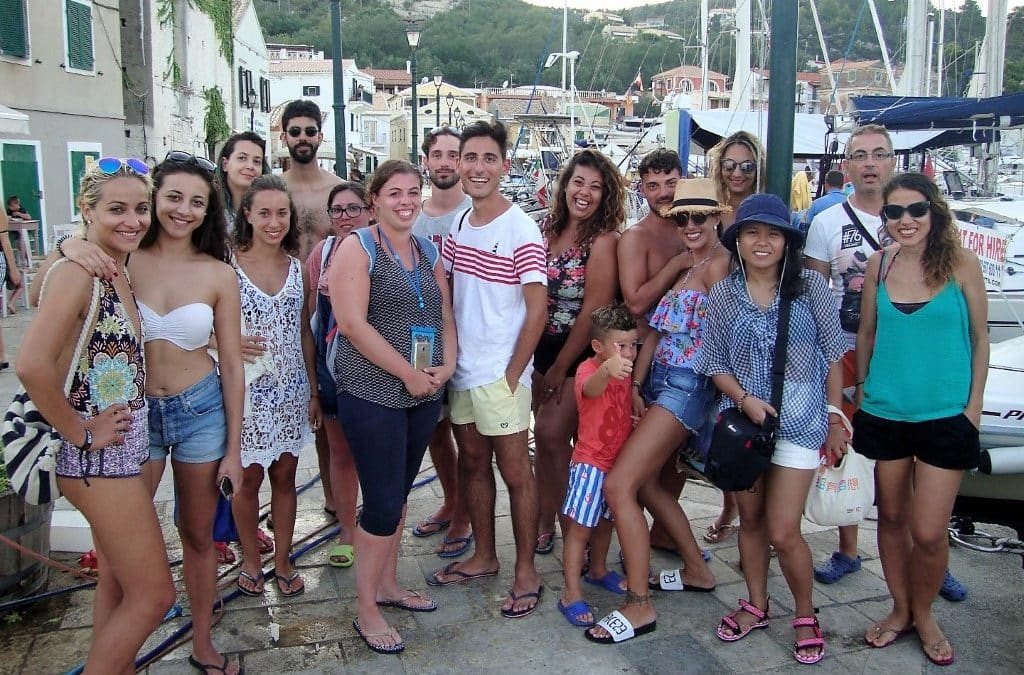 Paxos Afternoon Cruise 4 8 2017
