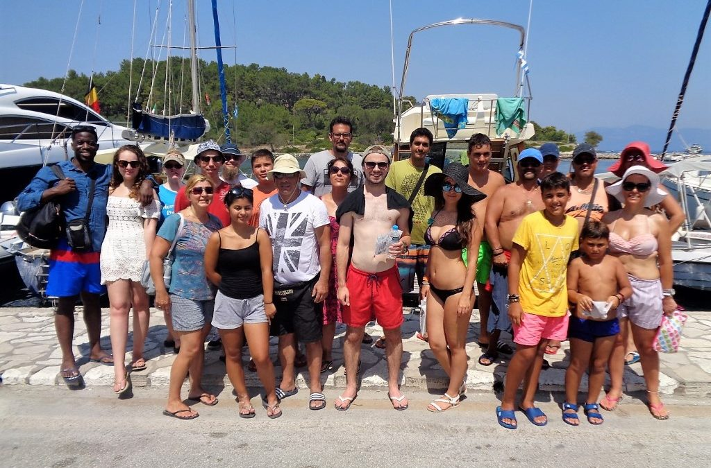 Paxos Cruise 11 8 2017