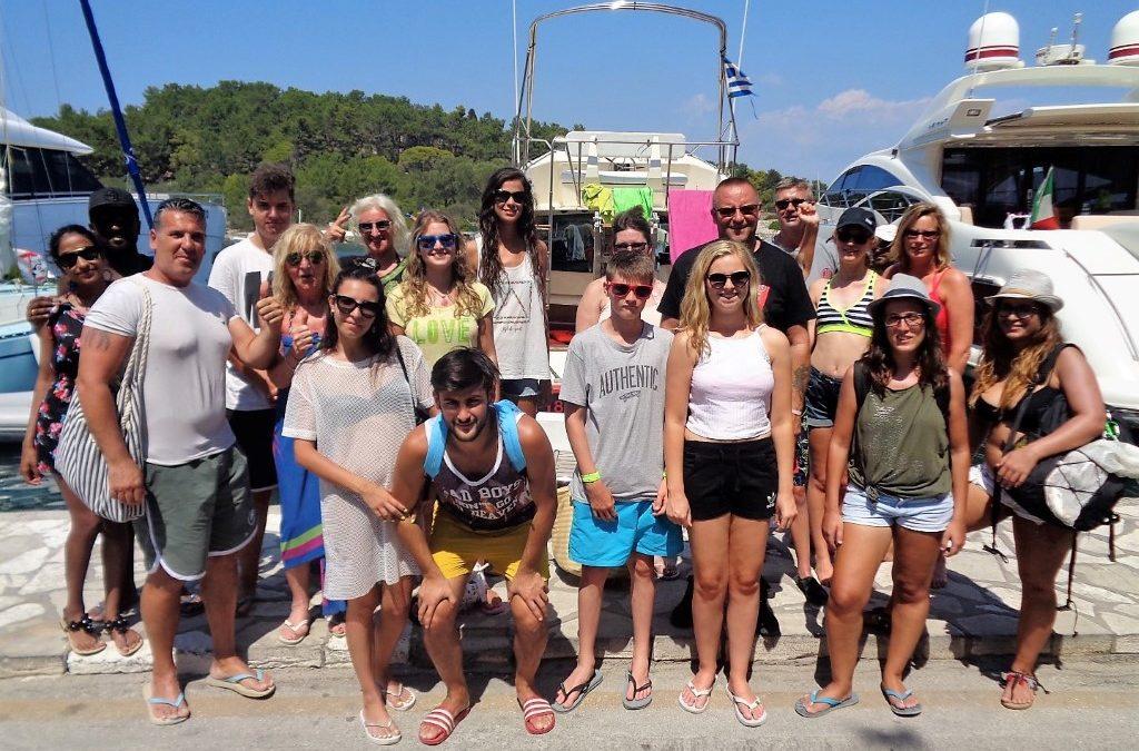 Paxos Cruise 16 8 2017