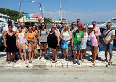 Paxos Cruise 18 8 2017