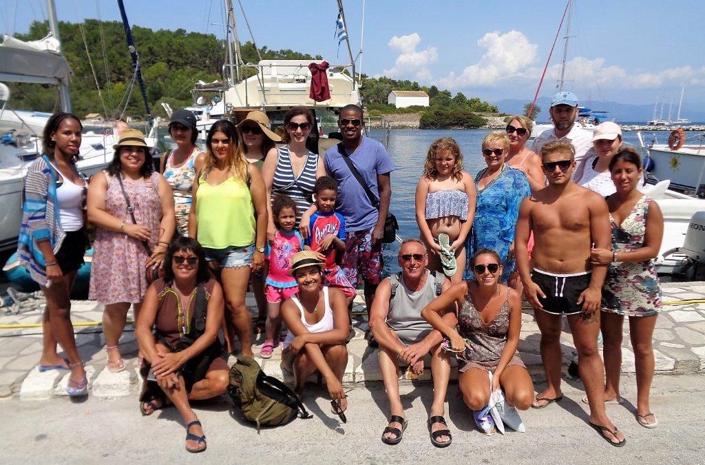 Paxos Cruise 21 8 2017