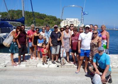 Paxos Cruise 25 8 2017