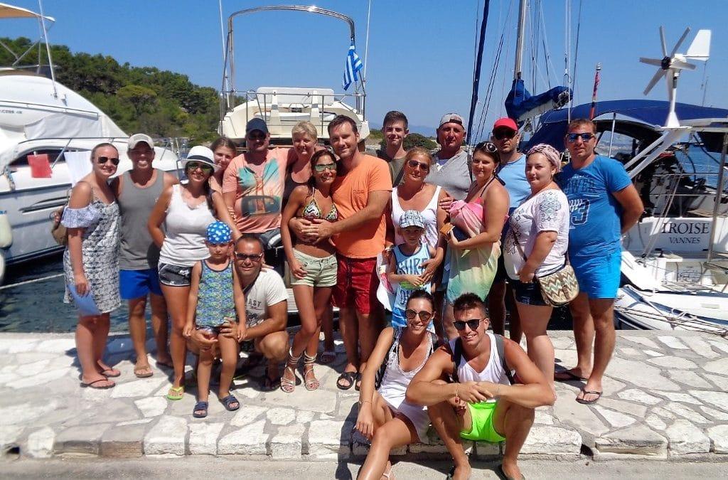 Paxos Cruise 26 8 2017
