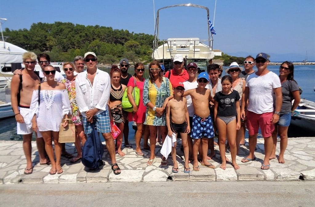 Paxos Cruise 28 8 2017