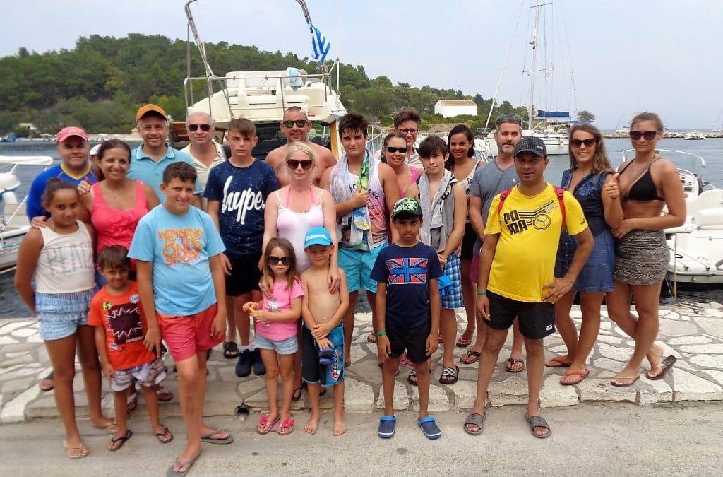 Paxos Cruise 29 8 2017