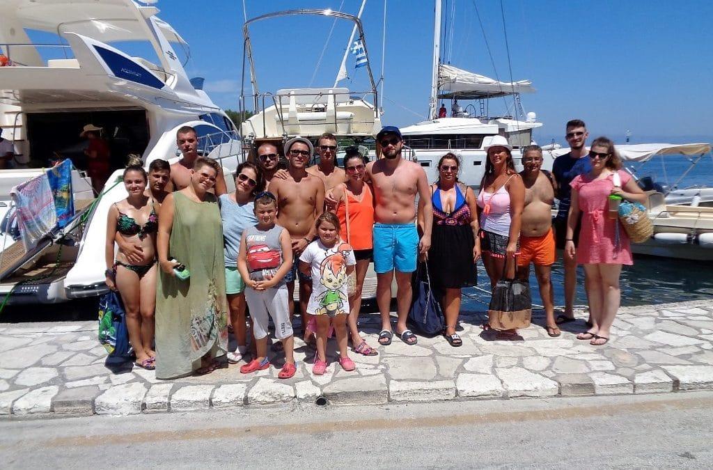 Paxos Cruise 3 8 2017