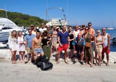Paxos Cruise 31 8 2017