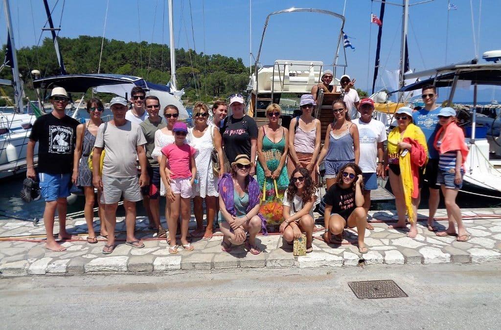 Paxos Cruise 5 8 2017