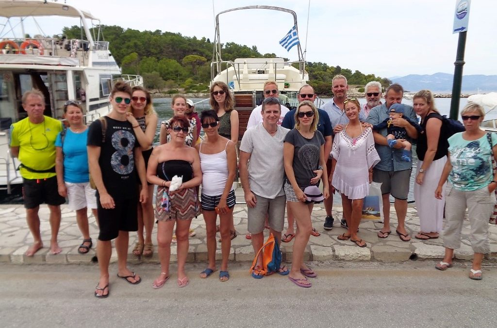Paxos Cruise 24 9 2017