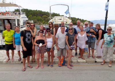 Paxos Cruise 24 9 2017 Gaios Port