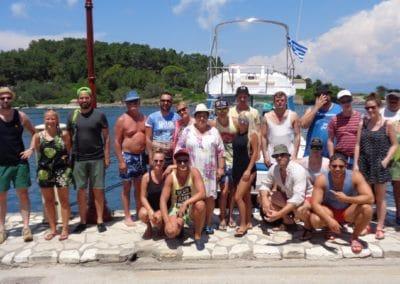 Paxos Cruise 22 6 2018