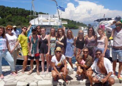 Paxos Cruise 24 6 2018