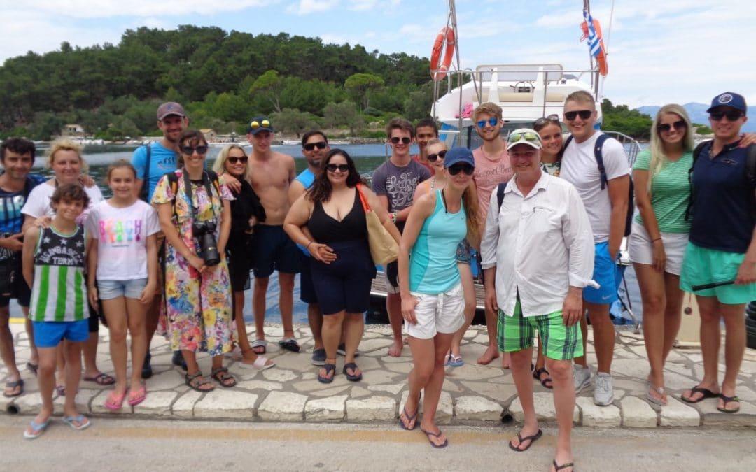 Paxos Cruise 29 6 2018