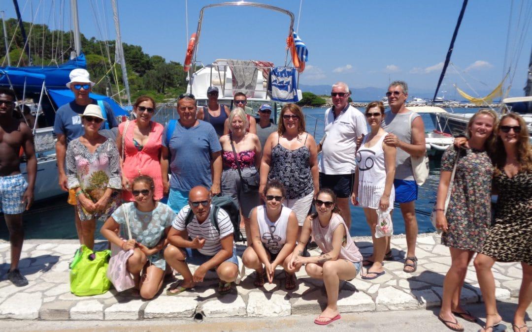 Paxos Cruise 16 7 2018