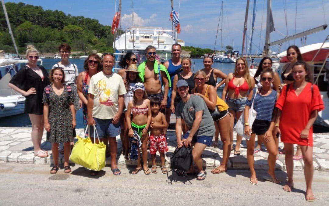 Paxos Cruise 30 7 2018