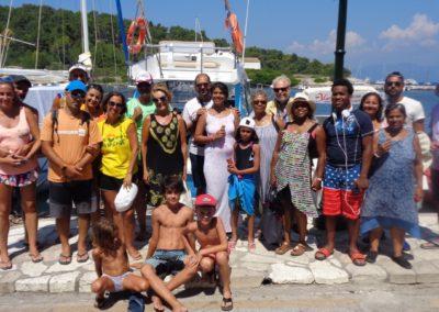 Paxos Cruise 13 8 2018