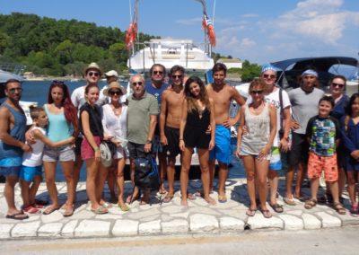 Paxos Cruise 17 8 2018