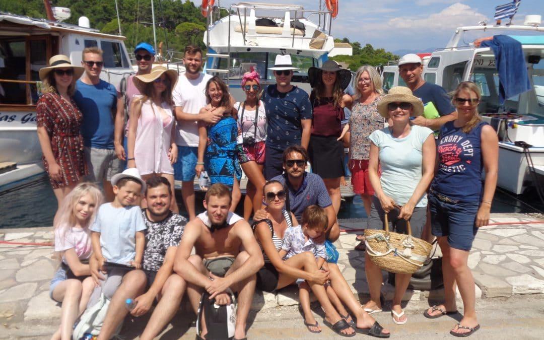 Paxos Cruise 24 8 2015