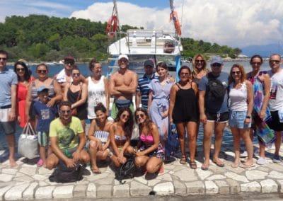 Paxos Cruise 25 8 2018