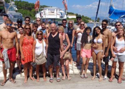 Paxos Cruise 28 8 2018