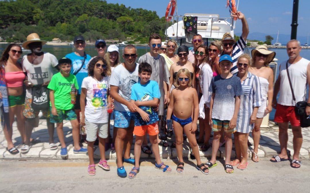 Paxos Cruise 29 8 2018
