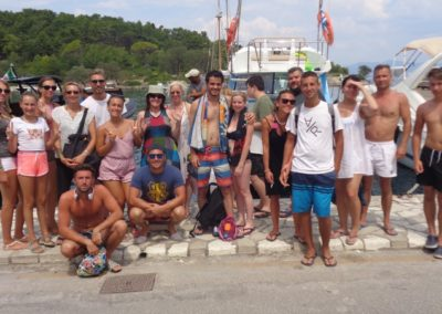 Paxos Morning Cruise 20 8 2018