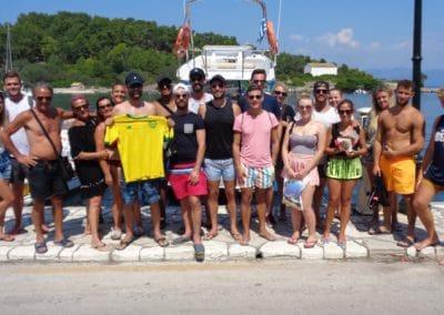 Paxos Morning Cruise 30 8 2018