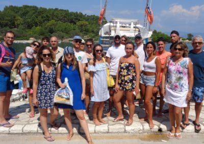 Paxos Morning Cruise 31 8 2018