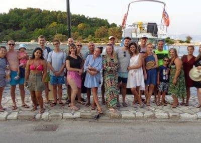 Paxos Sunset Cruise 31 8 2018