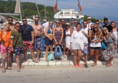 Paxos Cruise 10 9 2018