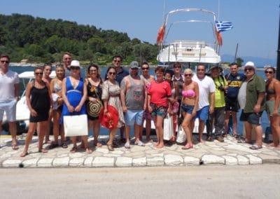 Paxos Cruise 12 6 2019