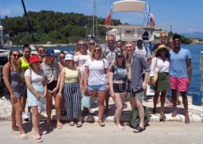 Paxos Cruise 22 6 2019