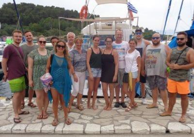 Paxos Cruise 23 6 2019