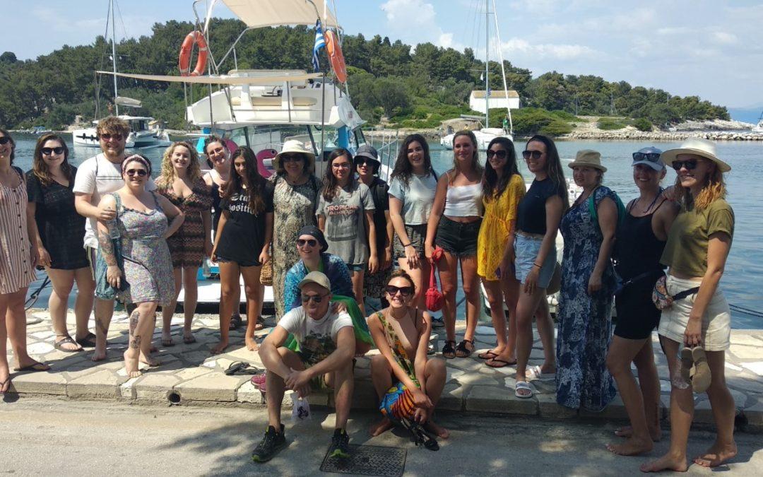 Paxos Cruise 25 6 2019